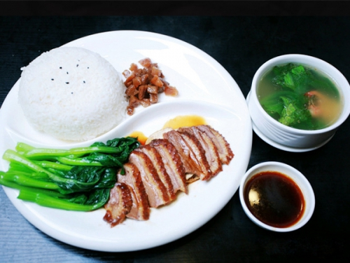 上海卤水鹅肉