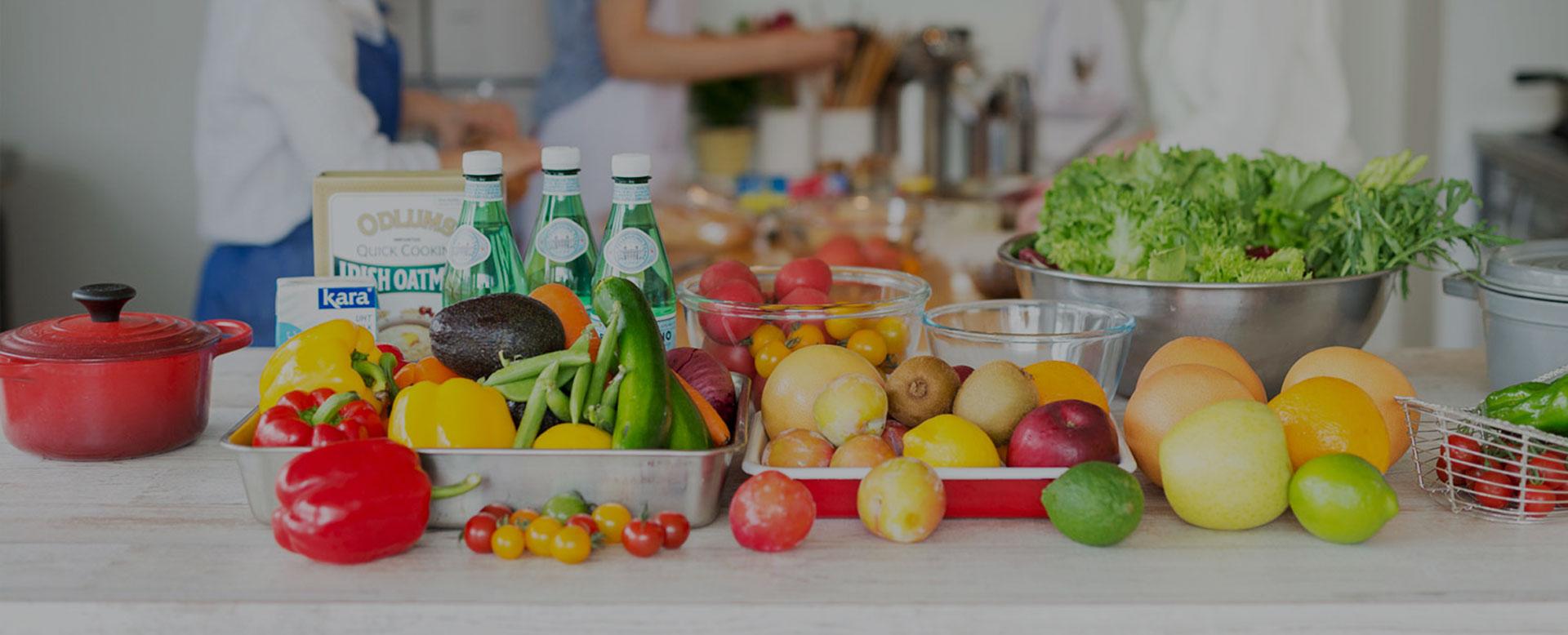 Enterprise employee meal solution provider